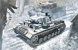 1/35 ドイツ III号戦車 N型 第502重戦車大隊所属 レニングラード戦線 1943