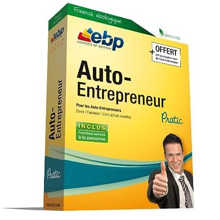 EBP Auto-Entrepreneur Pratic 2012