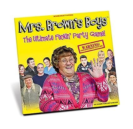 """Jeu de société """"Mrs Brown's Boys Ultimate Feckin"""""""