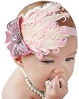 Etosell Enfant Bébé Fille Bandeau Serre-tête Accessoire de Cheveux 9 Styles Marriage Cérémonie Fête