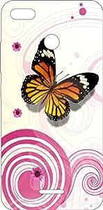 Go Hooked Designer Soft Back cover for Micromax Canvas Unite 4 Pro Q465