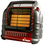 Mr. Heater MH18B, Portable Propane He...