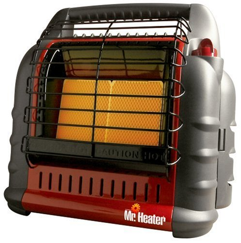 Mr. Heater MH18B, Portable Propane Heater (Propane Case compare prices)