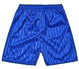 Exciteclothing - Pantalón corto - short - para niña Azul azul real