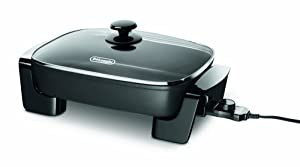 De'Longhi BG45 Electric Skillet Via Amazon