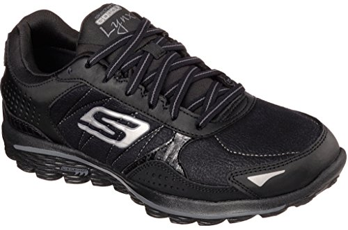 Skechers Performance Women's Go Golf 2 Lynx LT Golf Shoe, Black, 8.5 M US