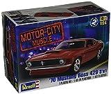 Revell 1:24 '70 Mustang Boss 429 3 'N 1