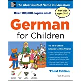 German for Children with Two Audio CDs, Third Editionby Catherine Bruzzone