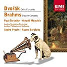 Dvorak & Brahms:Cello Concerto