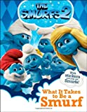 Maggie Testa What It Takes to Be a Smurf (Smurfs 2)