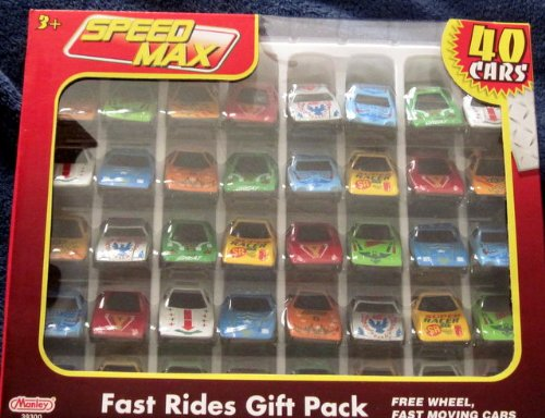 Fast Rides Gift Pack