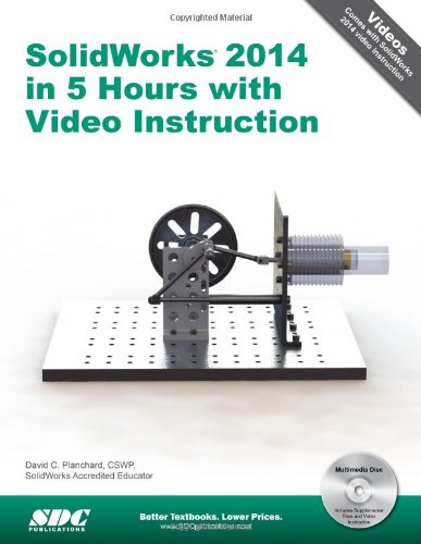 SolidWorks 2014 in 5 Hours with Video Instruction