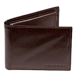 Bonjour Brown Leather Wallet for Men _RUA4R7025B