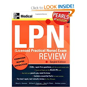 Licensed Practical Nurse (LPN) top ten of everthing