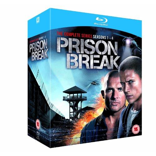 Побег / Prison Break [1-4 сезоны] (2005-2009) BDRip 720p от GYN