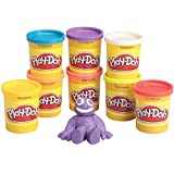 PLAY-DOH Brand Modeling Compound Refill / Eight (5 oz.) Tubs