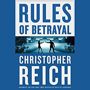 Rules of Betrayal Audiobook