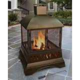 Landmann Grandezza Outdoor Clovis Fireplace
