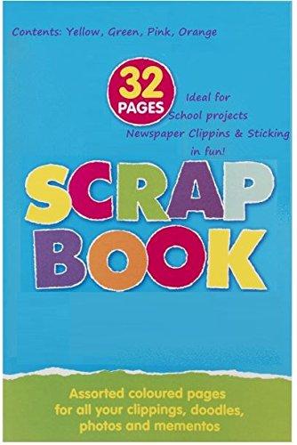 large-scrapbook-21-x-33cm-colour-paper-pages-school-home-clippings-sticking-photo-album-embellishmen