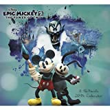 2014 Epic Mickey Power of 2 Mini Wall Calendar