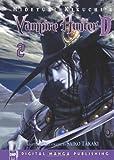 Hideyuki Kikuchi Hideyuki Kikuchis Vampire Hunter D Manga Volume 2 (Vampire Hunter D Graphic Novel)