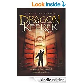 Dragonkeeper (Dragonkeeper Trilogy)