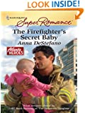 The Firefighter's Secret Baby (Atlanta Heroes)