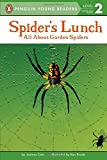 img - for Spider's Lunch: All About Garden Spiders book / textbook / text book