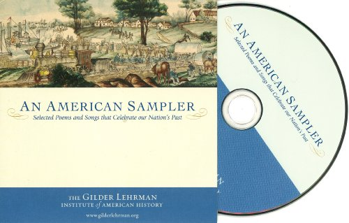 An American Sampler: Poems and Songs that Celebrate our Nation's Past (Audio Institute Of America compare prices)
