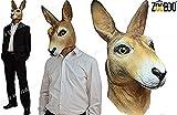 ZooBoo Creepy Kangaroo Mask Costume (USA)