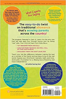 9781402242076: Earn It, Learn It: Teach Your Child the ...