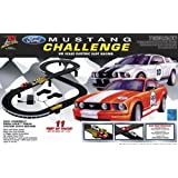 Life-Like HO Scale Electric Race Set Ford Mustang Race Set ~ Walthers, Inc.