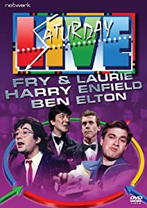 Saturday Live - Fry And Laurie, Harry Enfield And Ben Elton [DVD] [1986]