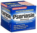 Psoriasin Multi-Symptom Psoriasis Relief Ointment, Intensive Moisturizing, 4 Ounces (Pack of 2)