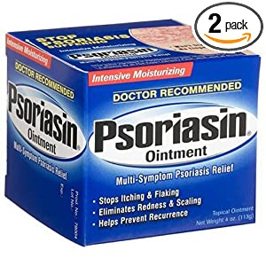 psoriasin ointment intensive moisturizing)