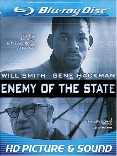 Enemy of the State [Blu-ray] by Touchstone Home Entertainment