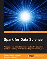 Spark for Data Science Front Cover