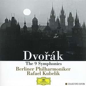Dvorak : les 9 symphonies