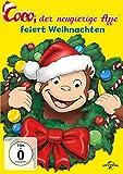 DVD Cover 'Coco, der neugierige Affe - Feiert Weihnachten