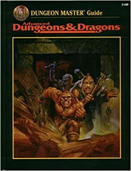 advanced dungeons and dragons master guide 2nd edition pdf downloads