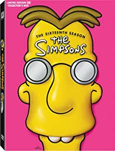 Simpsons: Season 16 Molded Head