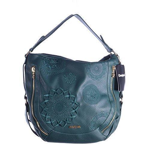 Desigual shopping borsa Bols Marteta Alexa verde 57X50W7