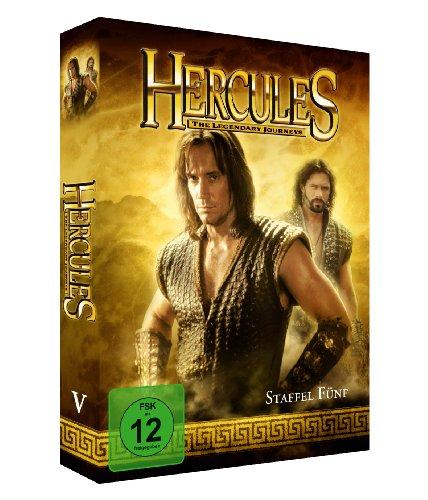 Hercules: The Legendary Journeys - Staffel 5 (6 DVDs)