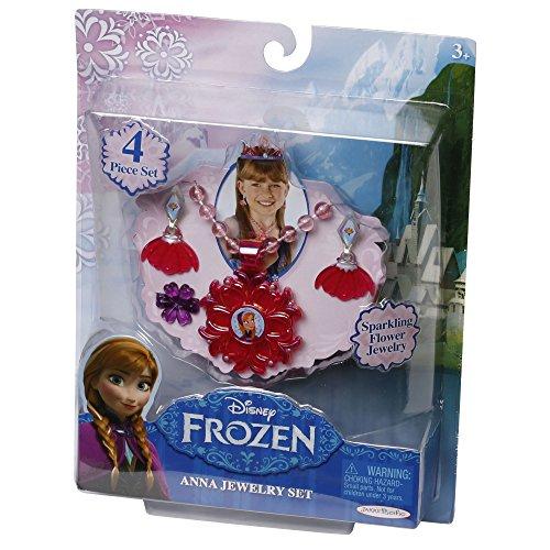 Giochi Preziosi GPZ18508/1 - Frozen Anna Set Gioielli, Rossi