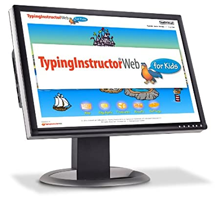 TypingInstructorWeb for Kids - One Year Subscription [Download]