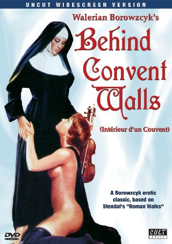 Behind Convent Walls [DVD] [1978] [Region 1] [US Import] [NTSC]
