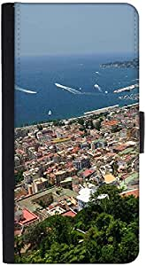 Snoogg City From The Top Designer Protective Phone Flip Back Case Cover For Lenovo Vibe K4 Note