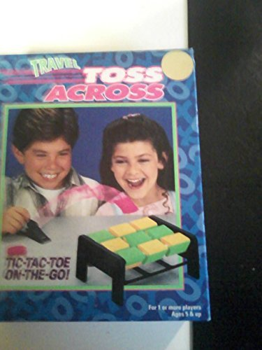 Toss Across Tic Tac Toe - 1