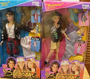 Russo Joey Russo & Six LeMuere Barbie Doll from Blossom NBC TV Series