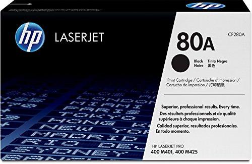 HP 80A Schwarz Original LaserJet Tonerkartusche